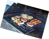 L.Store  Heat Resistant BBQ Grill Mat - Barbeque Barbecue