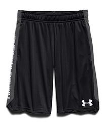 Boy's Under Armour 'Zinger' HeatGear Shorts, Size Medium -