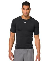 Under Armour Men's HeatGear Sonic Compression Short Sleeve,