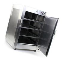 HeatMax Commercial Food Pastry Warming Case Aluminum
