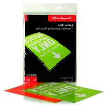 HeatSeal Laminating Pouches, 3 mil, 9 x 11 1/2, 25/Pack