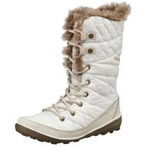 COLUMBIA SPORTSWEAR HEAVENLY OMNI-HEAT LACE UP BOOT - WOMENS