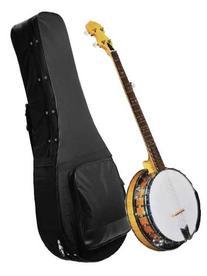 On Stage Heavy-Duty Nylon Banjo Case  - BNC5000
