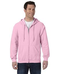 Gildan Adult Heavy Blend Full Zipper Hood Pocket Sweatshirt