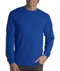 Fruit of the Loom 4930 Heavy Cotton Hd Long Sleeve Tee,