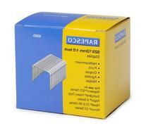 """Rapesco Galvanized Staples 923 Type 1/2"""" , Box of 4,000"""