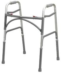 Drive Medical Heavy Duty Bariatric Walker, Gray, Adult