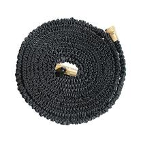 EconoLed 50ft Heavy Duty Expandable Hose , Upgraded Brass