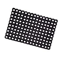 SafetyCare Heavy Duty Flexible Drainage Rubber Floor Mat -