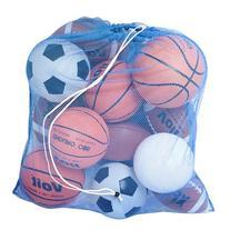 BSN Heavy-Duty Mesh Equipment Bag