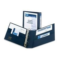 Avery Heavy-Duty View Binder with 4 Inch  One Touch EZD Ring
