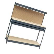 Heavy Duty Workbench with Single-Drawer