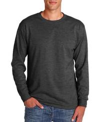 Jerzees Men's Heavyweight Blend 50/50 Long Sleeve T-Shirt