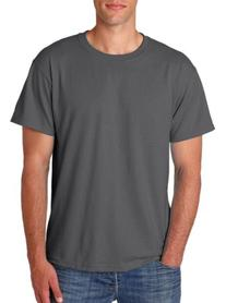Jerzees Dri-Power Mens Active T-Shirt Large Charcoal