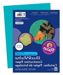School Smart Heavyweight Construction Paper - 9 x 12 inches