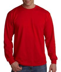 Gildan Unisex-Adult DryblendTM 5.6 Oz., 50/50 Long-Sleeve T-