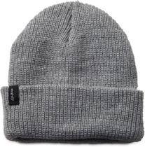 Brixton Heist Beanie Light Heather Grey, One Size