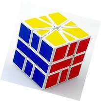 HelloCube Shengshou SQ1 Magic Cube Square Puzzle Cube White