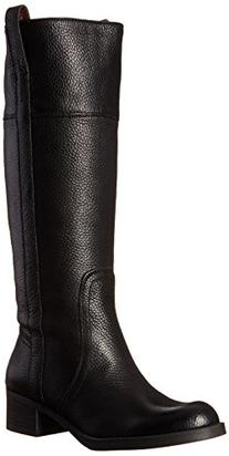 Lucky Women's Heloisse Riding Boot, Black,7 M US
