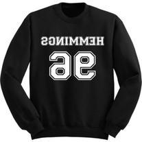 Hemmings 96 Sweatshirt Luke Hemmings 5sos Sweater 5 Seconds