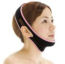 HENG SONG V Line Facial Mask Chin Neck Belt Sheet Anti Aging