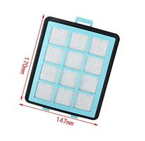 Hepa Filter for Philips Vacuum Cleaner FC8764 FC8766 FC8761
