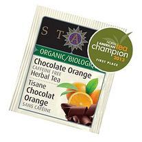 Stash Organic Tea Herbal Tea, Chocolate Orange, 18 ea
