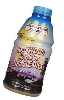 Hollywood Diet Herbal Clean 48 Hour Miracle