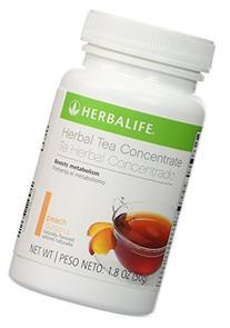 Herbalife Herbal Concentrate Tea - Peach