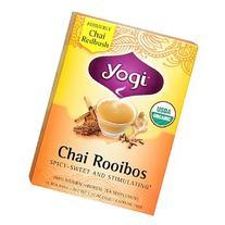 Yogi Tea Herbal Tea Supplement, Chai Rooibos Spicy, 16 bags