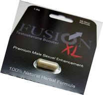Fusion XL All Natural Herbal Testosterone Booster Male