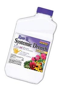 Bonide Herbicides Rose Rx Systemic Drench Quart