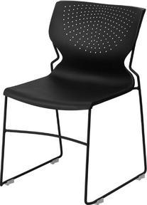 Flash Furniture HERCULES Series 661 lb. Capacity Black Full