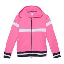 Fila Heritage Hoody Jacket, Sugar Plum / White / Peacoat,