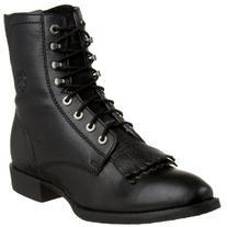 Ariat Women's Heritage Lacer II Western Cowboy Boot, Black