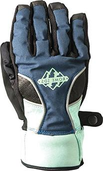Women's Reign Gloves, Navy, Large