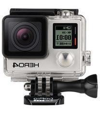 GoPro HD HERO4 Black Edition Camera - International Version