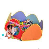 Aole-hw Large Hexagon Pop up Ball Pit Pool
