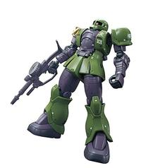 "Bandai Hobby HG The Origin Zaku I ""Gundam The Origin"" Action"