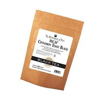 The Republic Of Tea HiCAF Cinnamon Toast Black Tea, 50 Tea