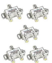 Extreme 2 Way HD Digital Quality Coax Cable Splitter 1Ghz