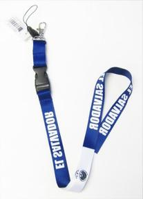 High quality El Salvador Lanyard for 2014 World Cup