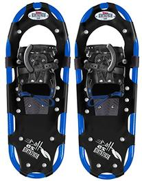 RedFeather Men's HIKE 25 Inch Recreational Series Snowshoes