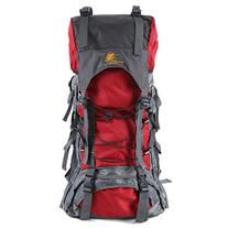 Hiking Backpack Mountaineering Bag 6 Color 70l