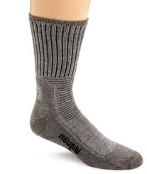 Wigwam Hiking / Outdoor Pro Socks - Lt. Grey Heather - Large