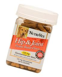 Nutri-Vet Hip and Joint Mini Dog Wafers