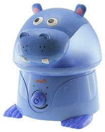 Crane USA Filter-Free Cool Mist Humidifiers for Kids, Hippo
