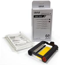 HiTi S420 Paper and Ribbon for 50 4 x 6 prints 87.P3304.03BV