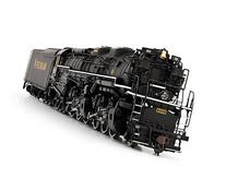 Rivarossi HO Scale - Blue Ridge Class Steam Loco, DCC/Sound