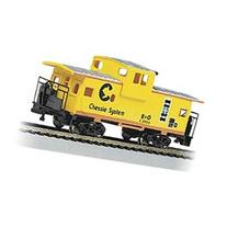Bachmann HO Scale Train 36' Wide Vision Caboose Chessie